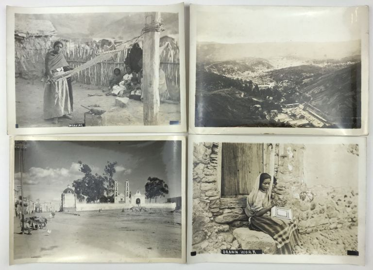 [Small Archive of Twenty-eight Photographs of Various Locations in Mexico Taken by the La Rochester Photography Agency of Mexico City]. Mexican Photographica.