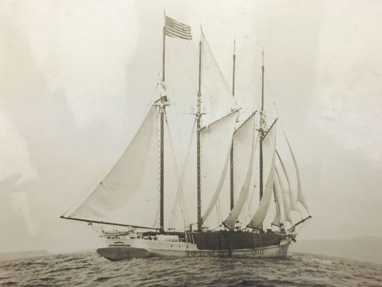 [Archive of Nearly 400 Photographs of Ships Published by the R.J. Waters Company of San Francisco]. Maritime Photography.