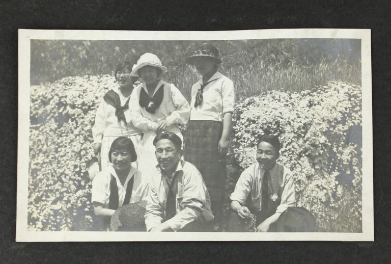 [Photo Album of a Young Japanese-American Man in the Bay Area, with Several Images of Japanese Baseball Players]. Japanese Americana, Photography.