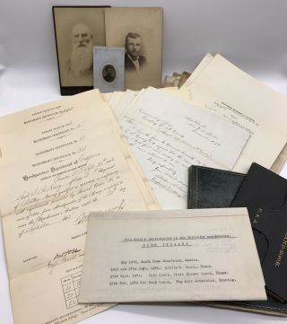 Archive of Military Papers from the Career of Sheldon A. Keeny]. Sheldon A. Keeny