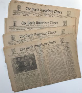 The North American Times. Japanese-Americana