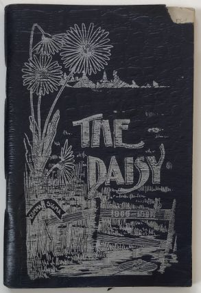 The Daisy: Manual of the Gamma Sigma Literary Society of Washburn College. Kansas, Washburn College