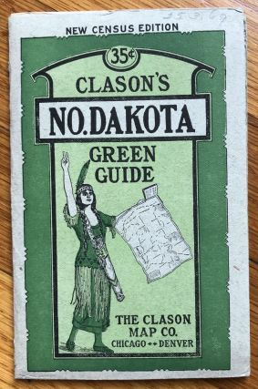Clason's No. Dakota Green Guide. North Dakota
