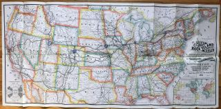 New and Correct Map of the Great Rock Island Route... Between Chicago and Council Bluffs, Kansas City, Leavenworth, Atchison, Minneapolis, St. Paul, and All Points East, West, South-West, and North-West