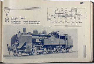 "Illustrated Work in Chinese on Locomotives, with a Manuscript Title in English, ""The Development..."