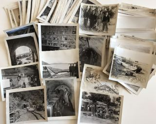 Extensive Archive of Almost 365 Original Photographs Taken by an American G.I. on Okinawa Just...