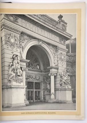 """Jackson's Famous Pictures of the World's Fair. """"The White Flower of Perfect Architecture"""" [caption title]."""