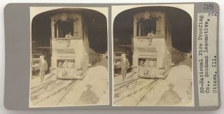 [Group of Forty-five Stereoviews of Industry and Manufacturing at the Goodman Manufacturing Company in Chicago]