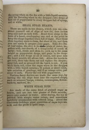 The Multum in Parvo Receip Book. Containing over Four Hundred Valuable Recipes and Practical Instructions for the Manufacture of All Kinds of Confectionary, Fancy Cakes, Beverages, Perfumery, Cosmetics, &c., &c....