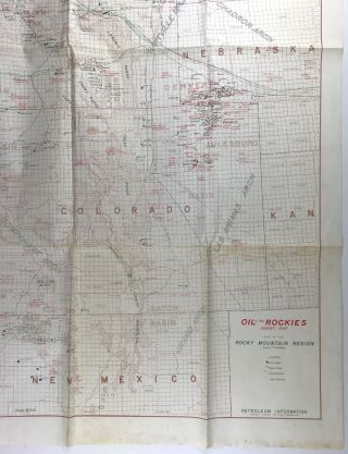 [Business Archive of Mid-20th-Century, Western Oil and Mining Investment Ephemera]
