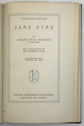 Life and Works of the Sisters Brontë