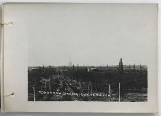 Views of Drumright and the Oil Fields [cover title]