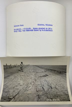 [Large Collection of Photographs Documenting Soil Conservation Service Work in Oklahoma From the Dust Bowl to the Early 1960s]