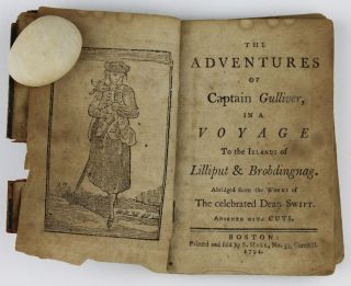 The Adventures of Captain Gulliver, in a Voyage to the Islands of Lilliput & Brobdingnag....