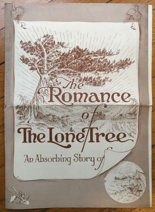 The Romance of the Lone Tree [cover title]. Colorado, Mining