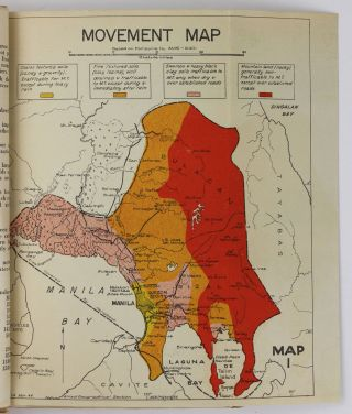 Restricted. Allied Geographical Section Southwest Pacific Area. Terrain Handbook 41 Manila (Philippine Series)