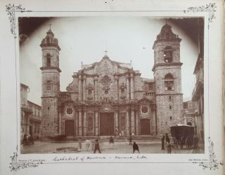 [Album of Photographs of Cuba from Just Prior to the Spanish-American War]