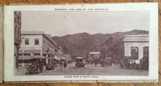 """Monrovia """"Gem of the Foothills"""" California [cover title]"""