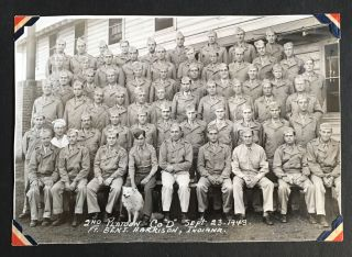 Photograph Album Detailing the Experiences of Two Indiana Military Units in New Guinea and the...