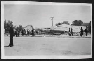 Vernacular Photo Album of Southern California, Depicting Rural Life Outside Los Angeles, with...