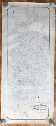 The Crosley Zulch Map of the Seven Troughs Mining District, Humboldt County, Nevada [caption title]