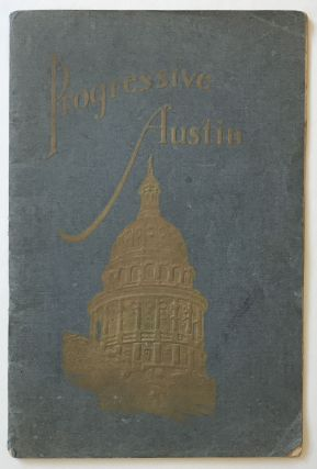 Progressive Austin [cover title]. Texas