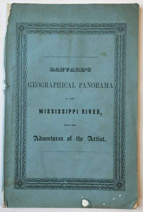Description of Banvard's Panorama of the Mississippi River, Painted on Three Miles of Canvas....