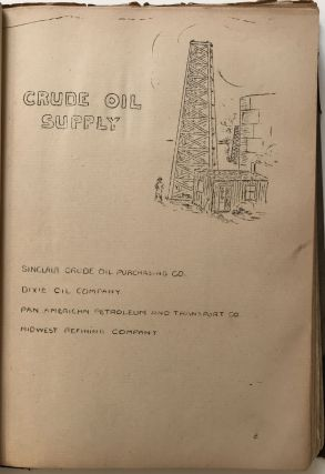 Mimeograph Sales Agent Manual for Standard Oil, with Added Material]. Standard Oil of Indiana