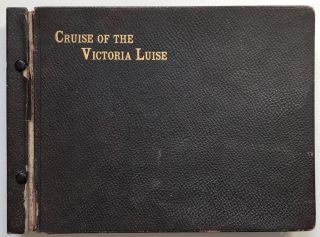 Cruise of the Victoria Luise [cover title